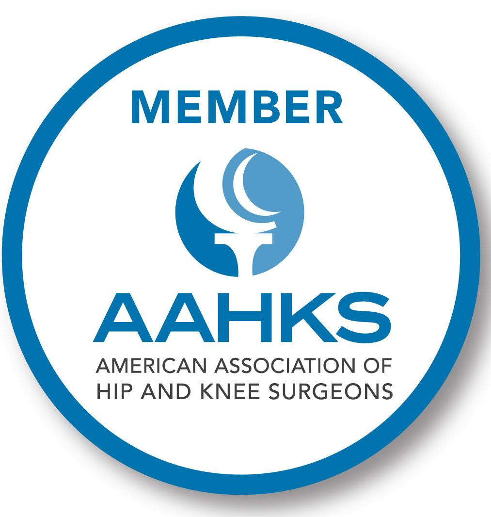 Member AAHKS American Association of Hip and Knee Surgeons