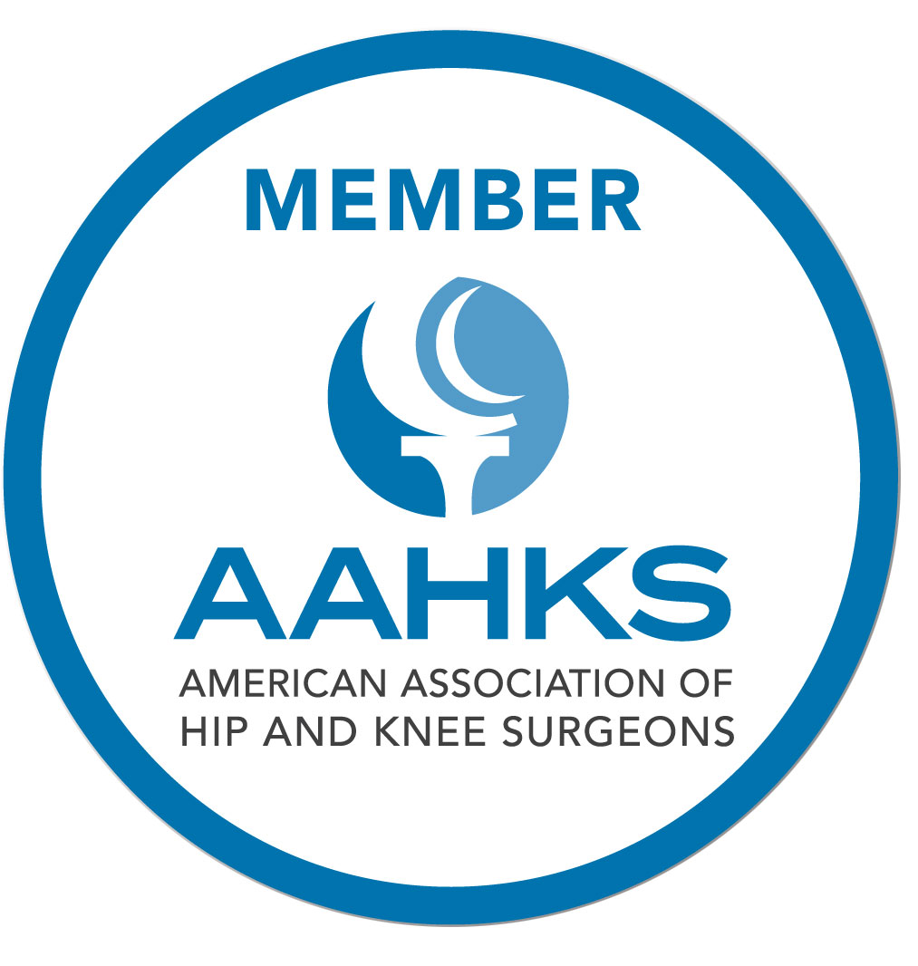 Member AAHKS American Association of Hip and Knee Surgeons